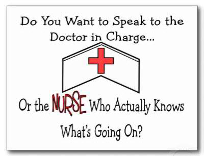 quotes for nurses funny