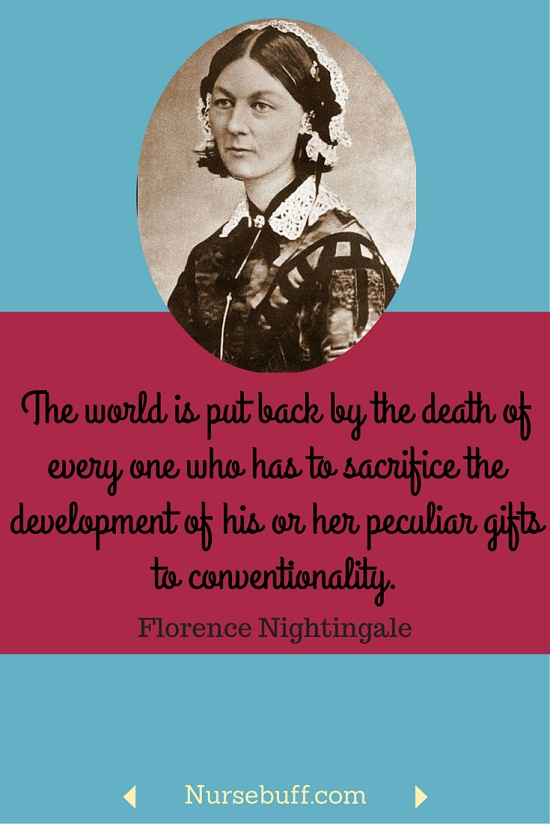 25 Greatest Florence Nightingale Quotes For Nurses Nursebuff
