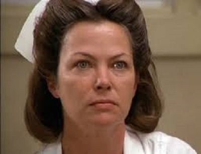 Nurse Ratched   (One Flew Over the Cuckoo's Nest)