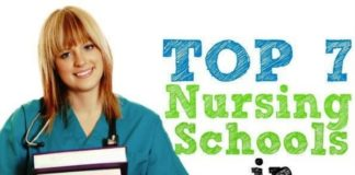 best nursing schools in california