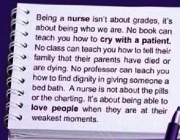 bnursing quotes inspirational