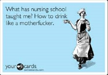 funniest quotes about nurses