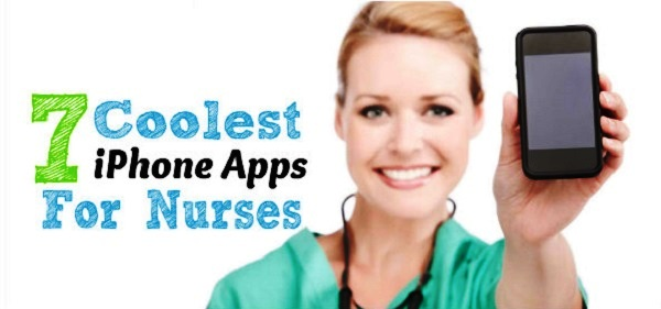 iphone apps for nurses