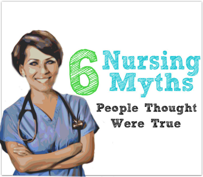 myths about the nursing profession