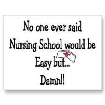 nurse quotes about nursing school