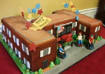 nursing cake nursing center