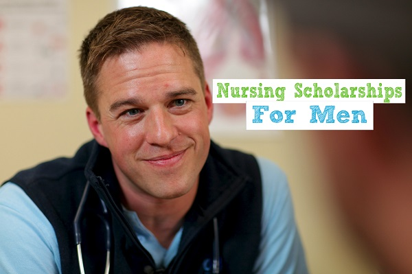 nursing scholarships for men