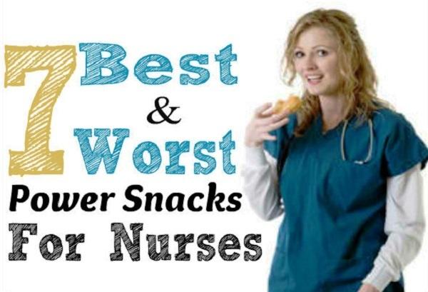 power snacks for nurses