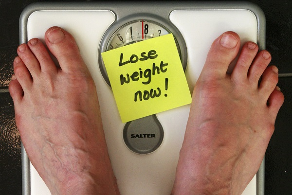 Weight loss 59kg