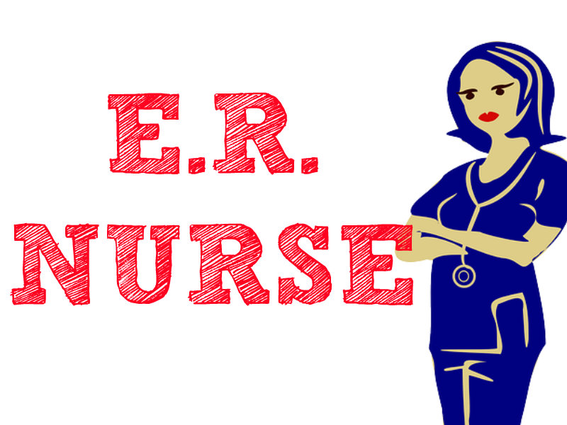 10 funny signs you are an e r nurse nursebuff