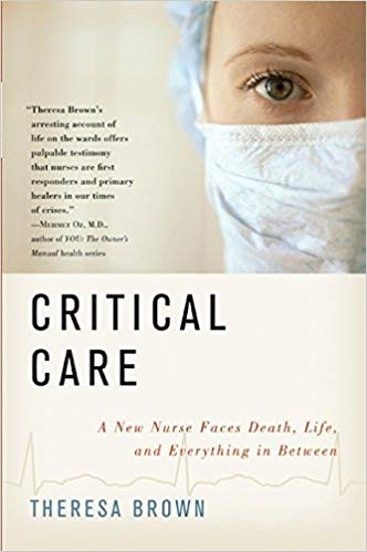 critical care nurse book