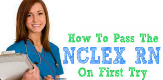 how to pass the NCLEX RN