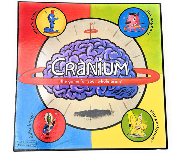 cranium nurse educational board game