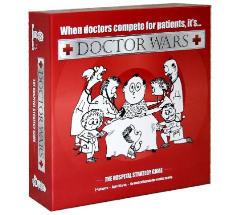 doctor wars board game