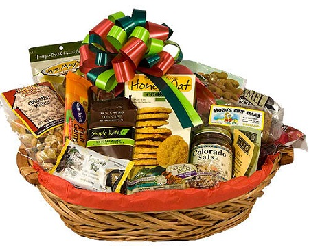 healthy gift basket ideas for nurses