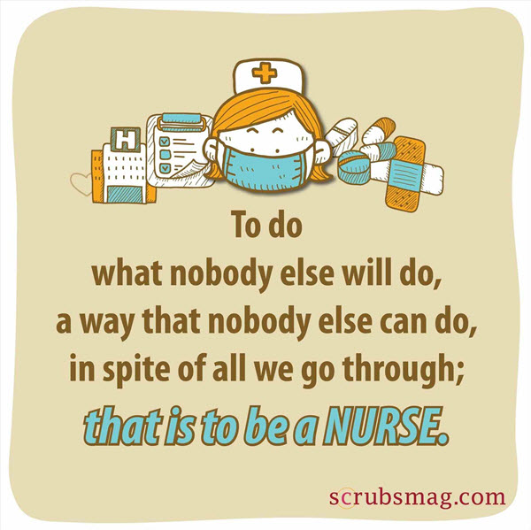 45 of the Best Nursing Quotes on Tumblr - NurseBuff
