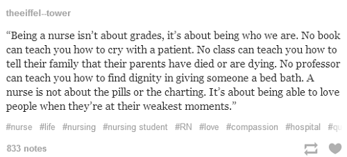 quotations about nursing