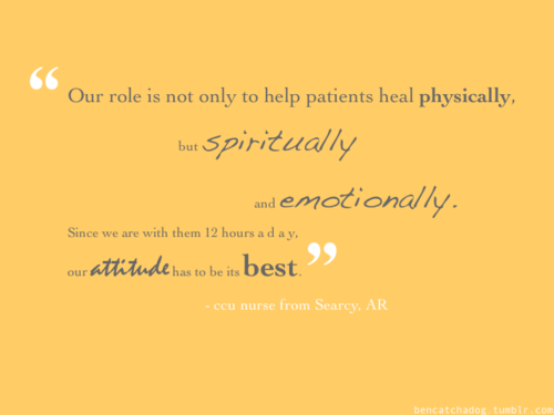 45 Of The Best Nursing Quotes On Tumblr Nursebuff