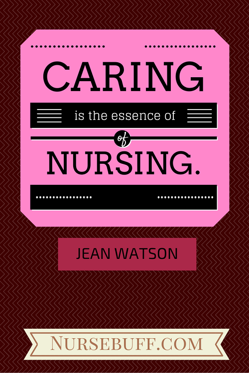 Caring inspirational nursing quotes