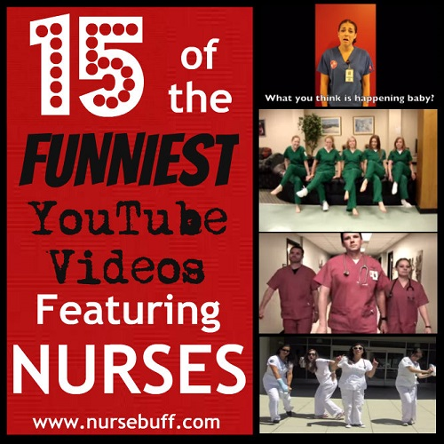 funniest youtube videos for nurses