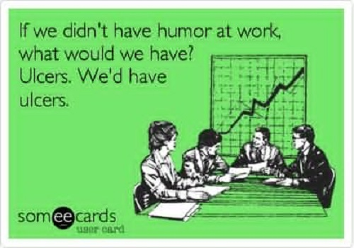 funny workplace ecards