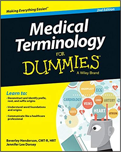 medical termonology for dummies