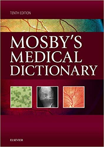 mosbys medical dictionary