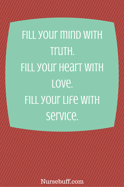 truth inspirational nursing quotes