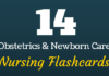 obstetrics and newborn care nursing flashcards