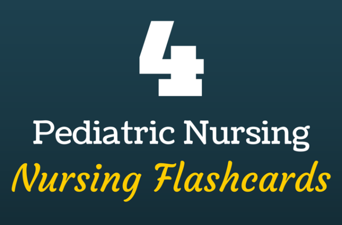pediatric nursing flashcards