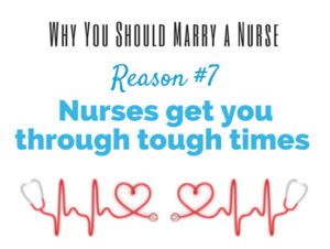 reasons to marry nurse
