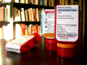 medication labels