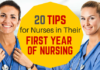 tips for new nurses