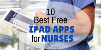 ipad apps for nurses