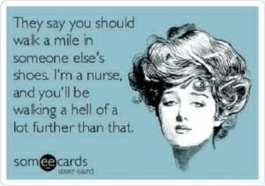 funny quotes about nurses