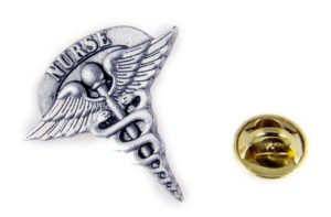 Nurse Lapel Pin