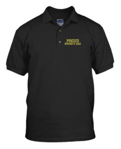 adult golf polo shirt