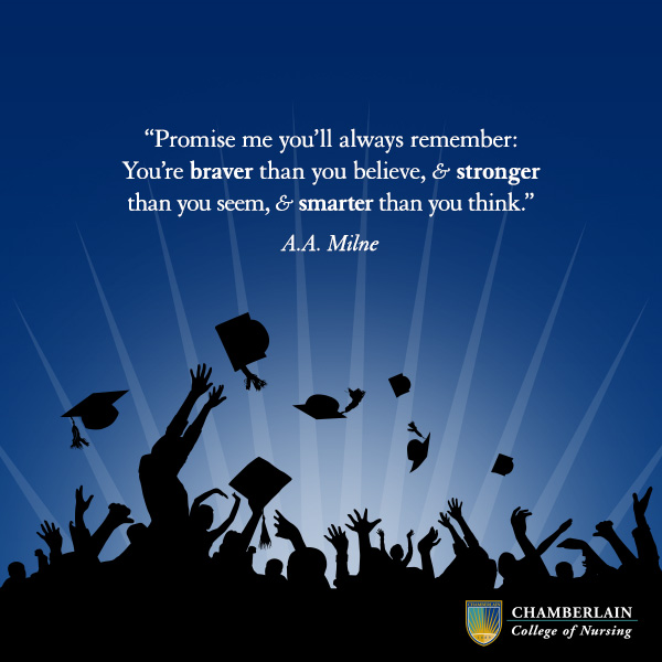 Great Senior Quote: 60 Inspirational Nursing Quotes For Graduation