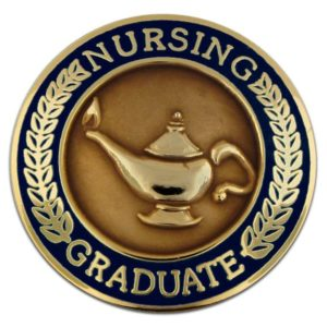 nursing pin