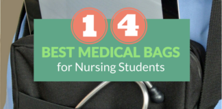 medicals bags for nurses