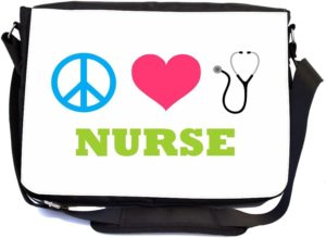 messenger bag for nurses