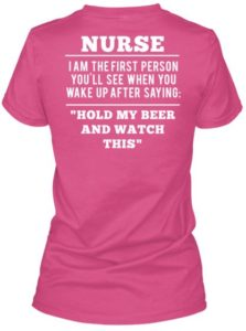 97d78db7e 25 Inspiring and Funny Nurse Shirts on Pinterest You'll Want To Have ...