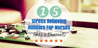 hobbies for nurses