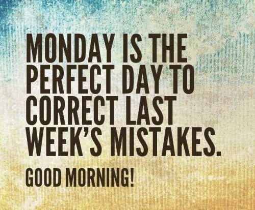 monday morning blues quotes