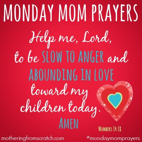 monday morning prayer quotes