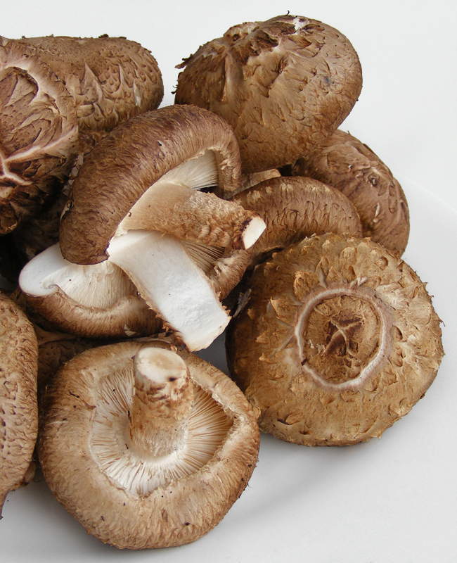Shiitake_mushrooms