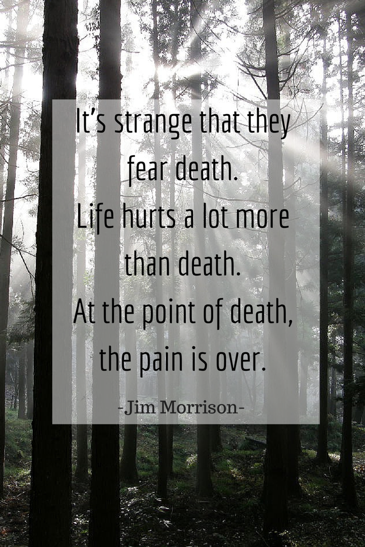 Quotes About Suicide 30 Inspirationa...