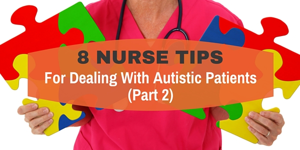 nursing and autism