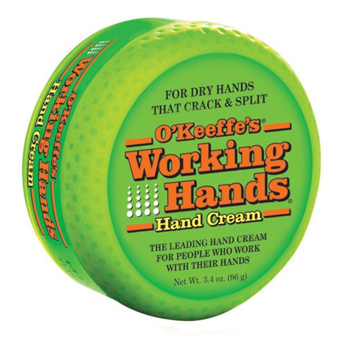 Hand lotion for cracked hands
