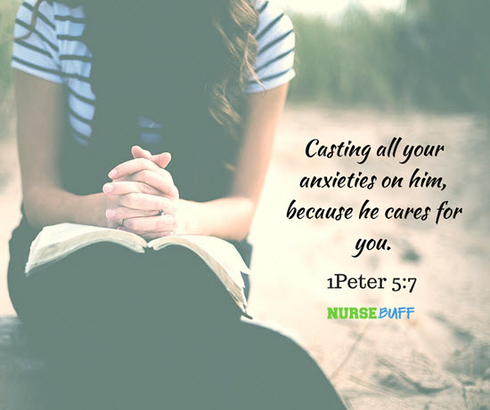 best bible verse for nurses